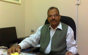 Mr. Varghese - Chairman